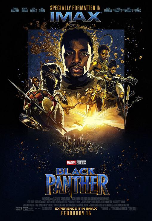 Black Panther یکی از برترین فیلم های اکشن 2018