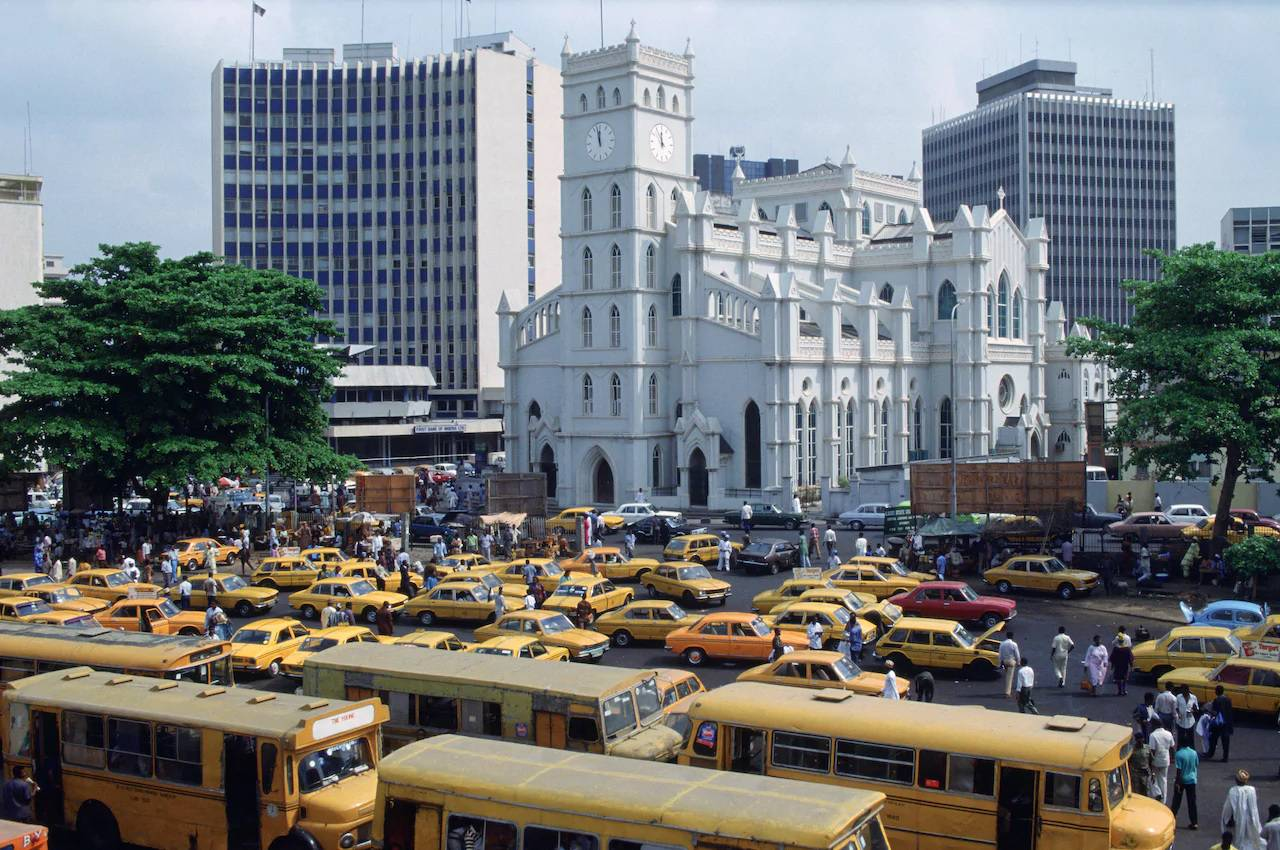 لاگوس، نیجریه
