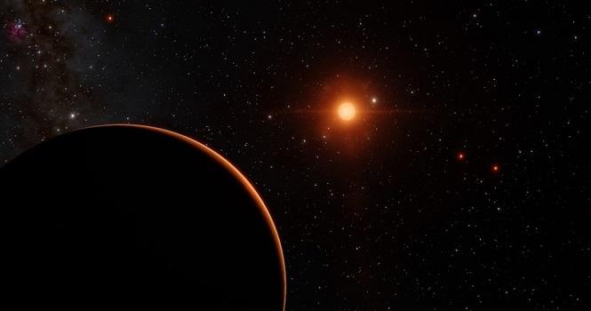سیارات منظومه تراپیست-1 سنگی و مملو از آب هستند