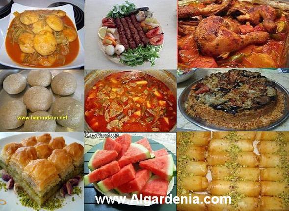 غذاهای عراقی