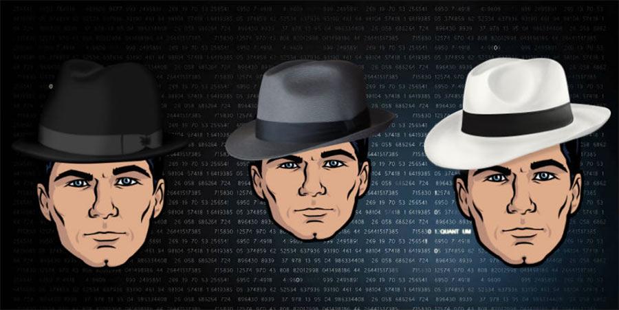 منظور از هکرهای کلاه سیاه چیست