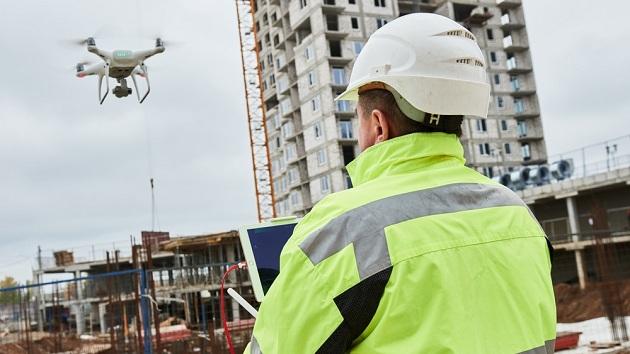 کاربرد پهپاد در معماری {hendevaneh.com}{سایتهندوانه} - Construction documentation drones - کاربردهای پهپاد در زندگی امروزی ؛ استفاده از پهپادها در صنایع مختلف
