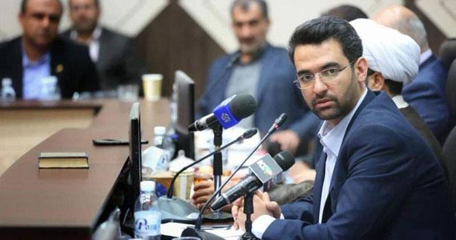 قطعی اینترنت ایران به دنبال تحریم های آمریکا