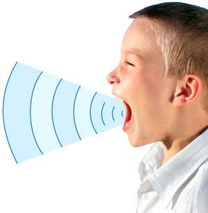 چگونگی ایجاد صوت