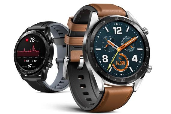 ساعت هوشمند جدید هواوی واچ جی تی (Huawei Watch GT) {hendevaneh.com}{سایتهندوانه} - Huawei Watch GT and Huawei Band 3 Pro AI on your wrist unbelievable battery life - ساعت هوشمند هواوی واچ GT معرفی شد ؛ هوش مصنوعی در پشت دستان شما