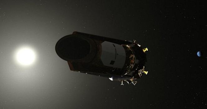 پایان ماموریت تلسکوپ فضایی کپلر نزدیک است