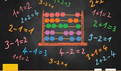 یادگیری ریاضی