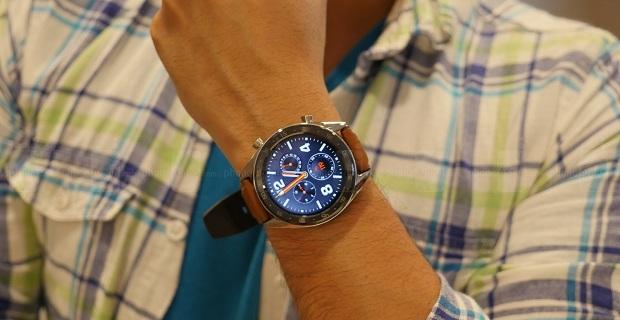ساعتHuawei Watch GT {hendevaneh.com}{سایتهندوانه} - P1330006 - ساعت هوشمند هواوی واچ GT معرفی شد ؛ هوش مصنوعی در پشت دستان شما