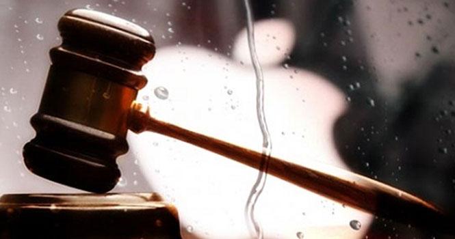 اپل به خاطر نقض پتنت بار دیگر به دادگاه میرود