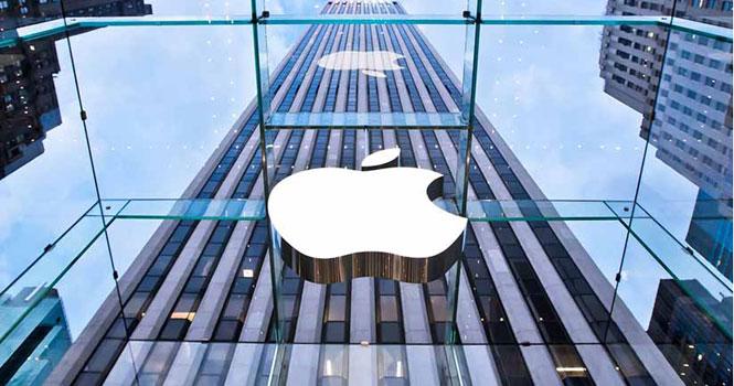 استفاده از پلیس در فروشگاه های اپل به منظور جلوگیری از سرقت