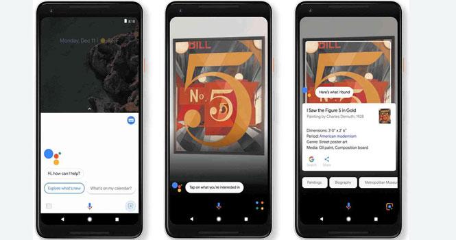 استفاده از گوگل لنز در نتایج جستجوی تصاویر در موبایل
