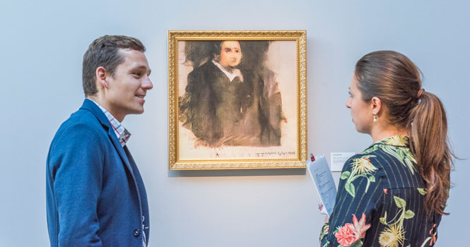 فروش نقاشی هوش مصنوعی در یک حراجی با قیمت ۴۳۲ هزار دلار