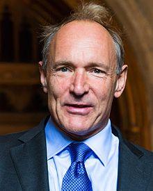 تیم برنرز لی (Tim Berners Lee)
