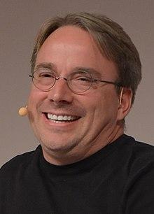 لینوس توروالدز (Linus Torvalds)