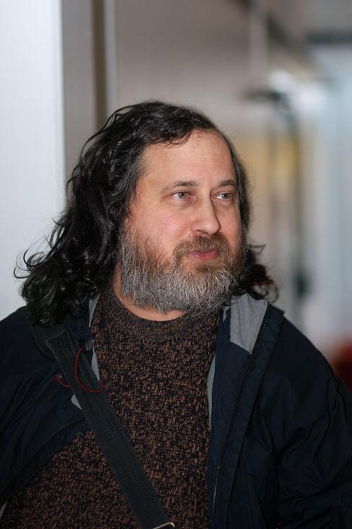 ریچارد متیو استالمن (Richard Matthew Stallman)
