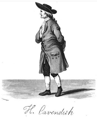هنری کاوندیش