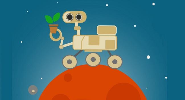 مریخنورد فرصت (Opportunity) ؛ 15 سال پیادهروی روی سطح مریخ