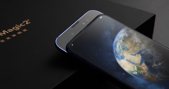 اولین تصاویر رسمی از آنر مجیک ۲ دوربین سلفی کشویی آن را به نمایش گذاشت