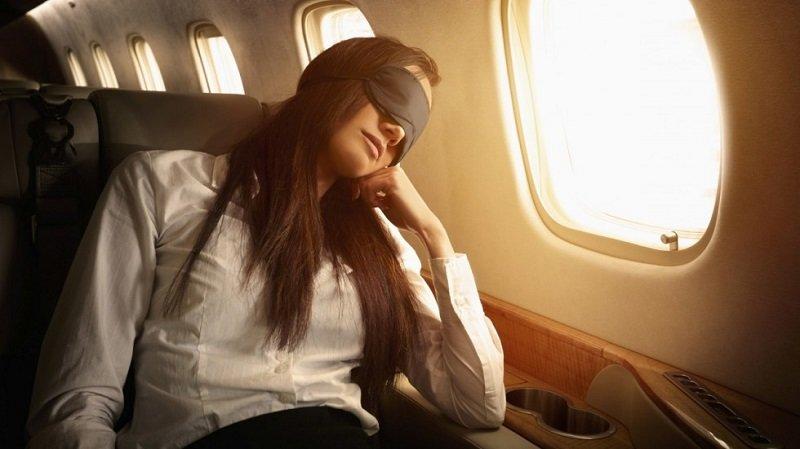 درمان بی خوابی ناشی از سفر