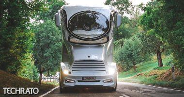 لوکس ترین اتوبوس های جهان ؛ آشنایی با بهترین و گرانترین اتوبوسهای 2081 دنیا