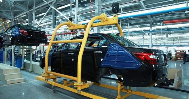 صادرات خودروهای ایرانی به روسیه ؛ کسب درآمد از تولیدات مشترک ایران و آذربایجان