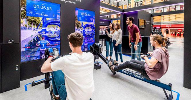 نوآوریهای سامسونگ در اختیار ترویج روح المپیک ؛ حمایت از مسابقات جوانان بوینس آیرس 2018