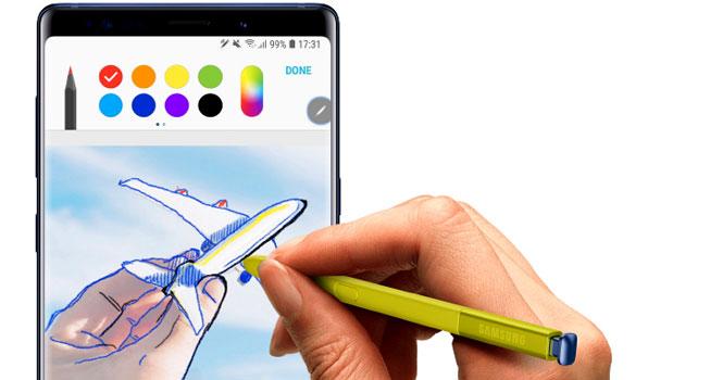 نوآوری های جدید قلم S Pen سامسونگ ؛ تحولی نو در دنیای تلفن های همراه