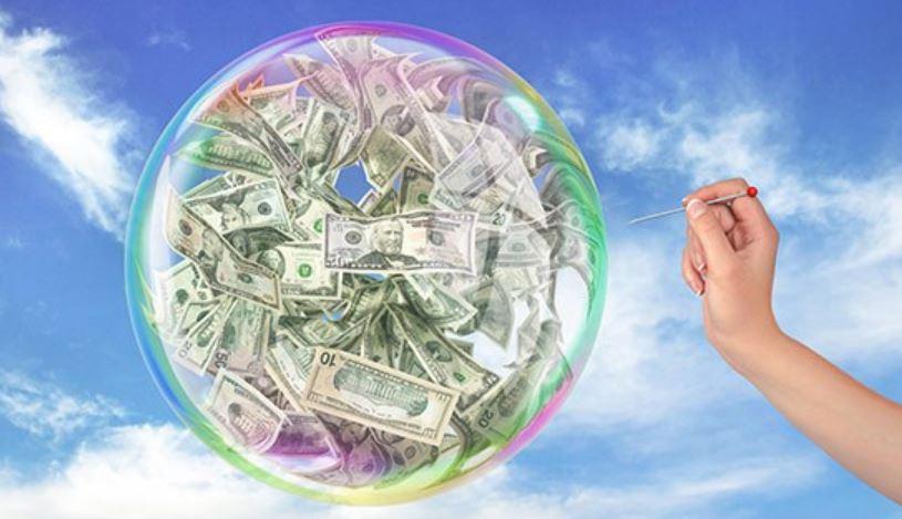 حباب قیمت