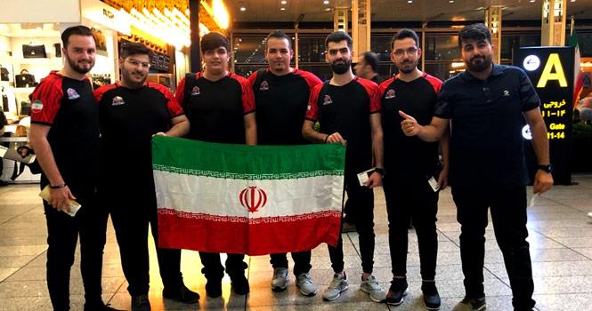 حضور تیم زولای ایران در مسابقات جهانی ورزشهای الکترونیکی ۲۰۱۸