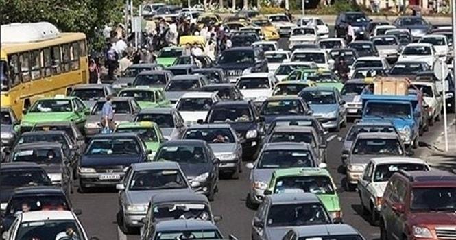 ۵۰ هزار تومان جریمه خودروهای بدون معاینه فنی در سطح شهر تهران