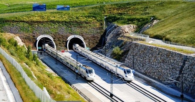 طولانی ترین تونل های دنیا ؛ لیستی از بلندترین تونل های ریلی جهان