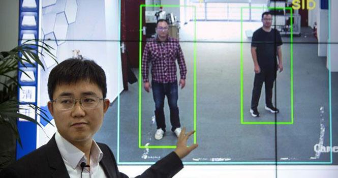 فناوری جدید پلیس چین و شناسایی مظنونان از طریق راه رفتن