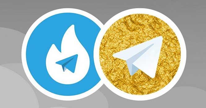 فعالیت هاتگرام و طلاگرام مستقل از تلگرام