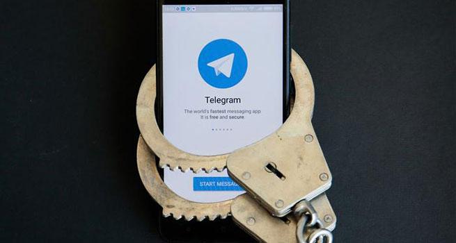 دلیل فیلتر تلگرام