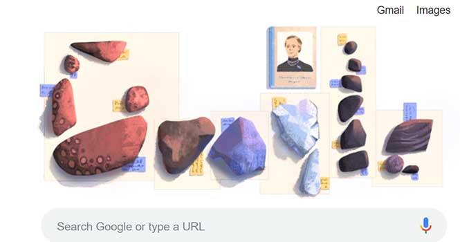 زادروز دومین مهندس زن جهان و تغییر لوگوی گوگل
