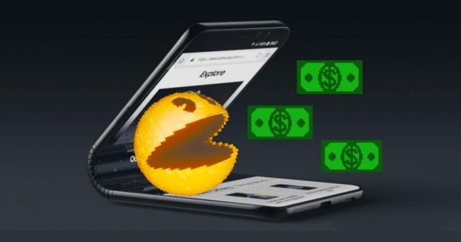 قیمت موبایل منعطف سامسونگ چقدر است؟