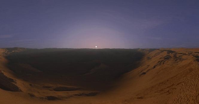 ضبط صدای خورشید در مریخ ؛ موسیقی ساخته شده از طلوع خورشید را بشنوید