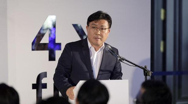 بام سوک هانگ، مدیر سامسونگ الکترونیکس