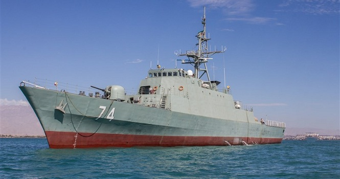 مشخصات ناوشکن سهند ؛ پیشرفته ترین کشتی جنگی ایران به نیروی دریایی پیوست