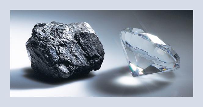 چگونه الماس تشکیل میشود ؛ انواع الماس و کاربردهای آن