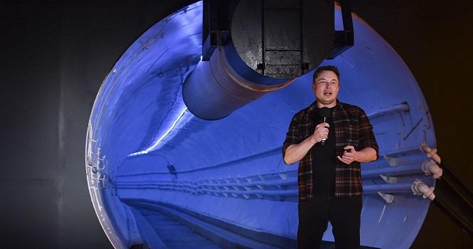 افتتاح تونل بورینگ در دل هاوتورن ؛ اولین تونل ایلان ماسک بازگشایی شد