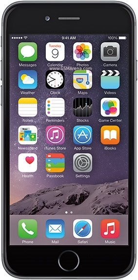 گوشی موبایل اپل آیفون ۶