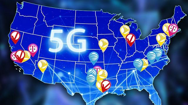 زمان دسترسی به اینترنت 5G