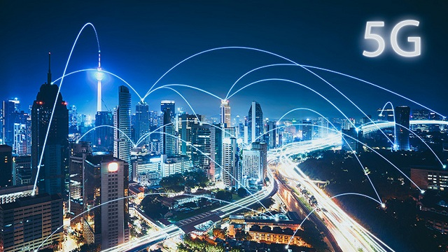 شهرهایی هوشمند با نسل پنجم ارتباطات سیار