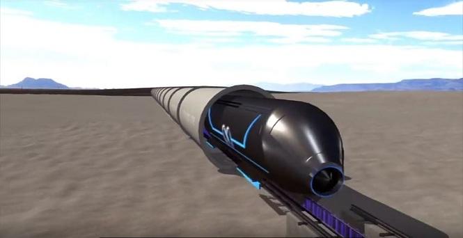 مزایا و ویژگیهای Hyperloop چیست