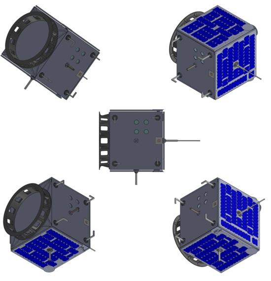 ویژگی ها و کاربردهای ماهواره پیام