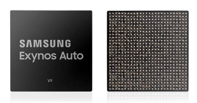پردازنده اگزینوس Auto V9 سامسونگ ؛ نخستین پردازنده اختصاصی برای خودرو