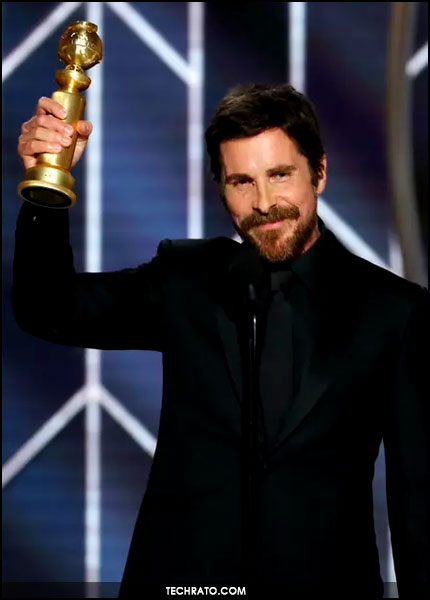 لیست کامل برندگان گلدن گلوب 2019 ؛ Golden Globe Awards {hendevaneh.com}{سایتهندوانه} - gg christian bale - لیست کامل برندگان گلدن گلوب ۲۰۱۹ ؛ Golden Globe Awards