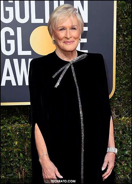 لیست کامل برندگان گلدن گلوب 2019 ؛ Golden Globe Awards {hendevaneh.com}{سایتهندوانه} - gg glenn close - لیست کامل برندگان گلدن گلوب ۲۰۱۹ ؛ Golden Globe Awards