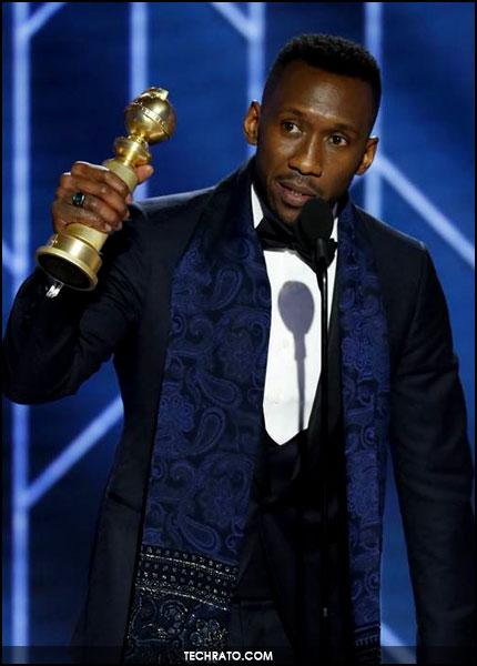 لیست کامل برندگان گلدن گلوب 2019 ؛ Golden Globe Awards {hendevaneh.com}{سایتهندوانه} - gg mahershala ali - لیست کامل برندگان گلدن گلوب ۲۰۱۹ ؛ Golden Globe Awards